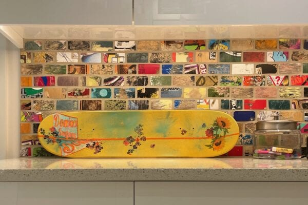 Real Projectives® Contributes to Successful Auction Raising Over $28,000 Benefitting Jake's Skate Park