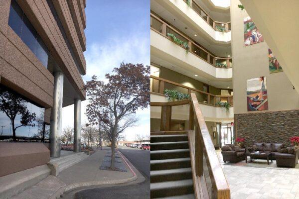 Dinero Plaza and Atrium Centre