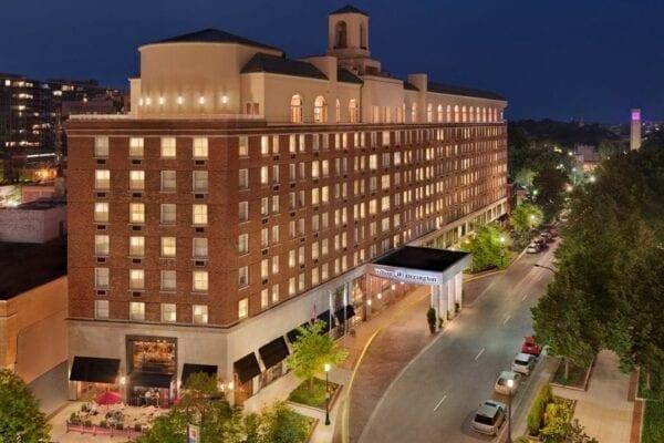 Hilton Orrington Hotel