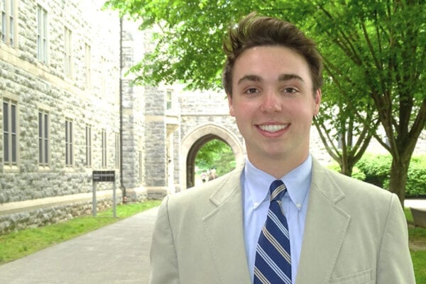 Intern, Brandon Bolino, Gains Experience with Real Projectives