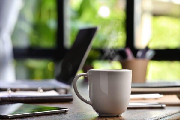 CREW Conversation over Coffee
