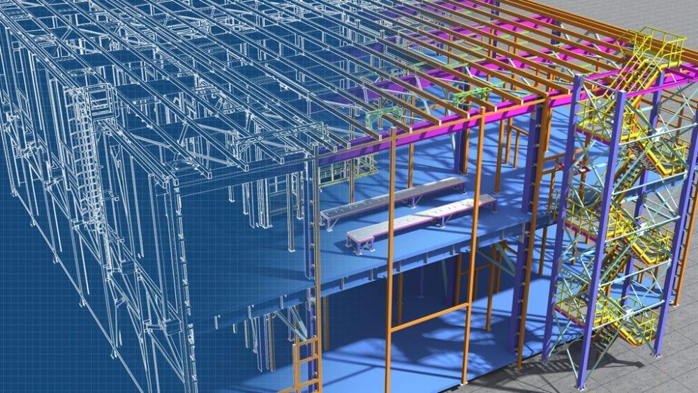 real estate digital twin building information modeling | Real Projectives