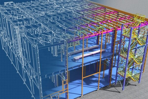 real estate digital twin building information modeling | Real Projectives
