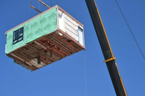 Modular Apartment Construction Accelerates