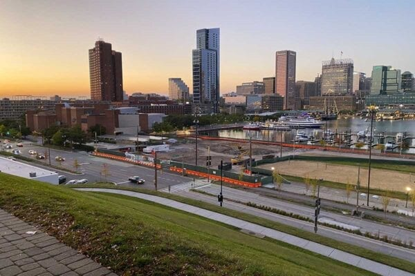 Baltimore, Maryland Rash Field Renovation Project