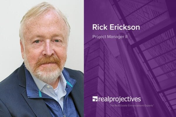 Real Projectives® is proud to announce that Rick Erickson joined our team